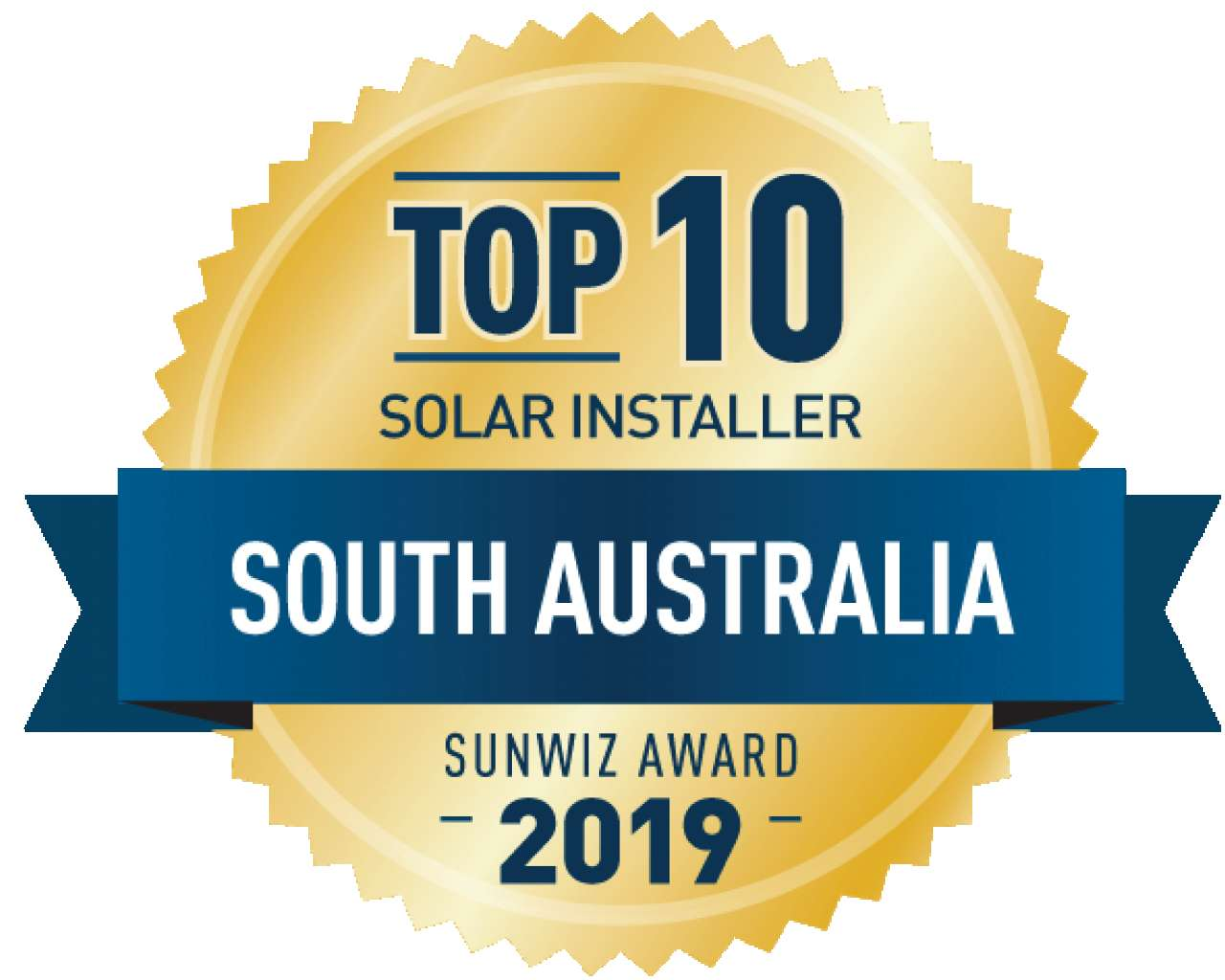 SunWiz recognises Solar Power Direct as a Top Volume Solar Retailer for 2019!