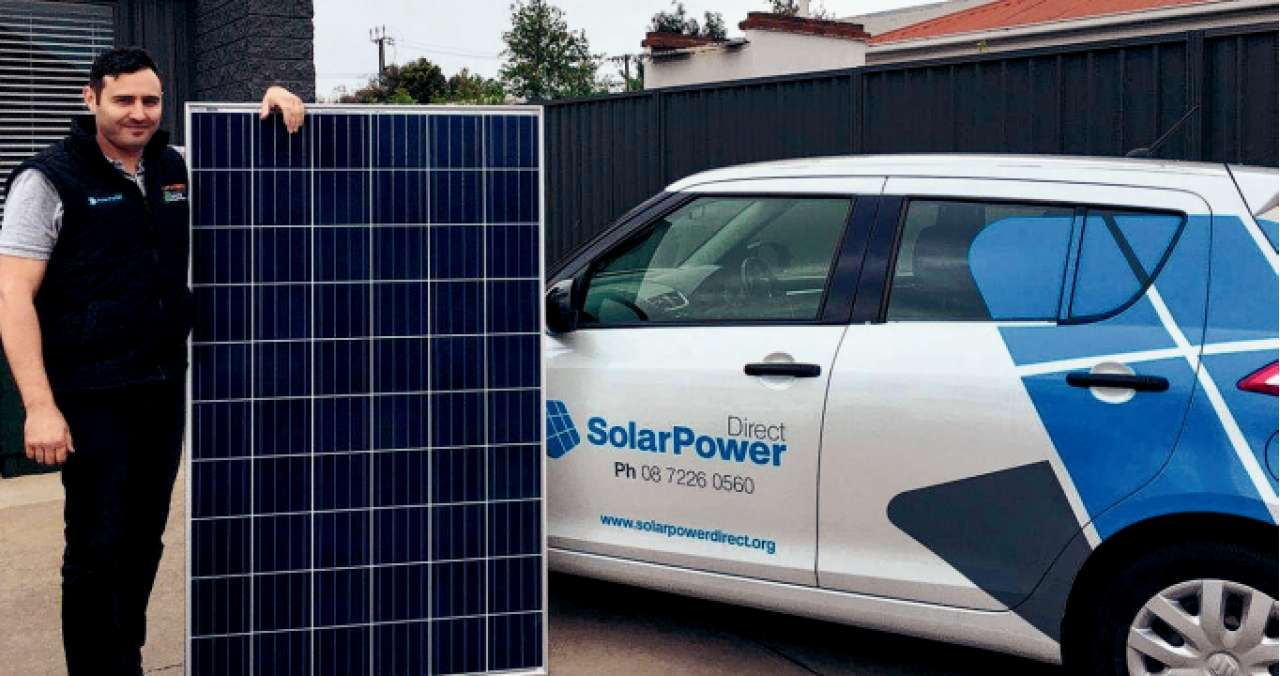 Solar Choice Helps Give Power To The People