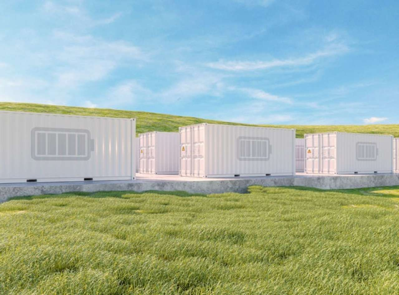How Giant batteries can power commercial factories