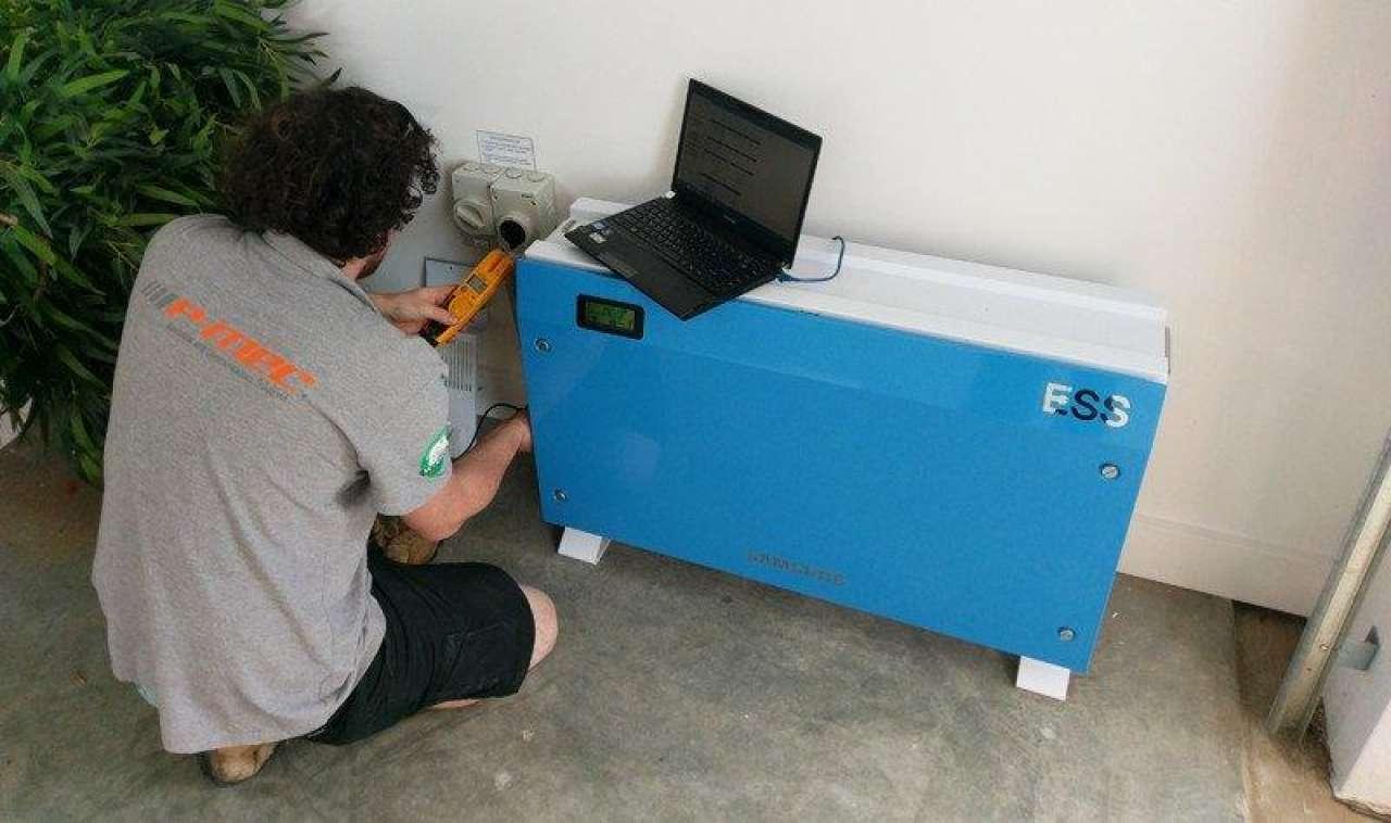 Solar Maintenance Program