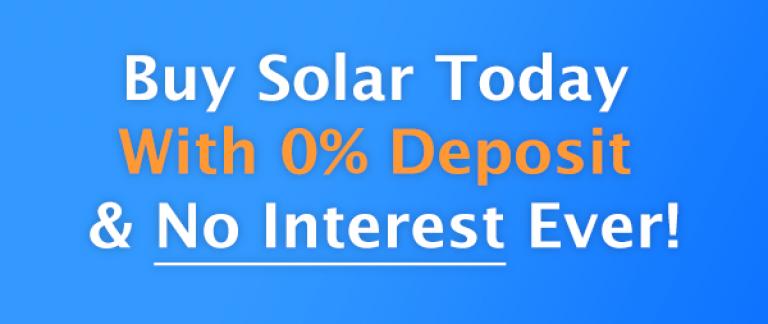 Adelaide Solar Finance Offer