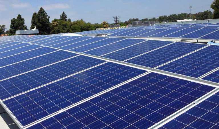 Commercial Solar Power Case Study