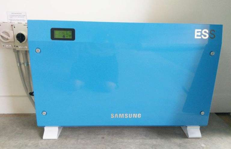 What is solar battery storage?