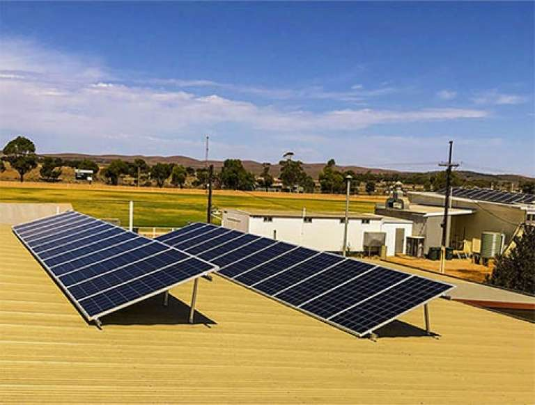 What is the SA Home Battery Scheme?