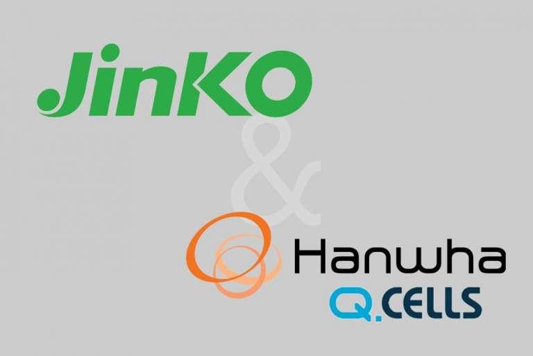 Solar panel head-to-head: Jinko versus Q-Cellse