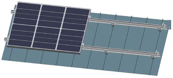 Solar Railing