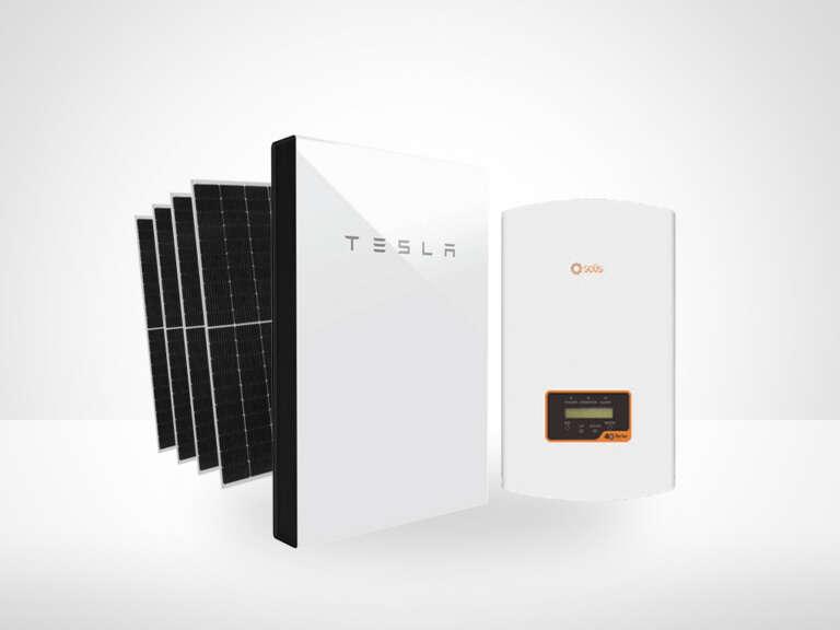 8.8kW Solar System + Tesla VPP for $13,194 or $56 per week